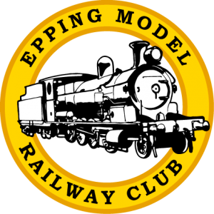 Epping Model Railway Club® Badge
