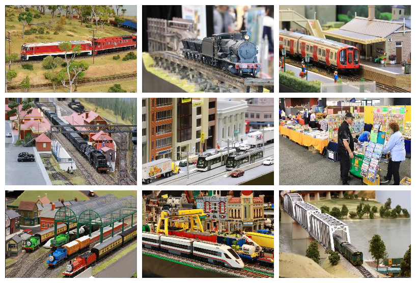 Exhibition – Epping Model Railway Club