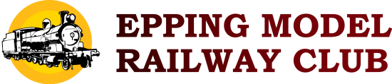 Epping Model Railway Club® Logo Stacked